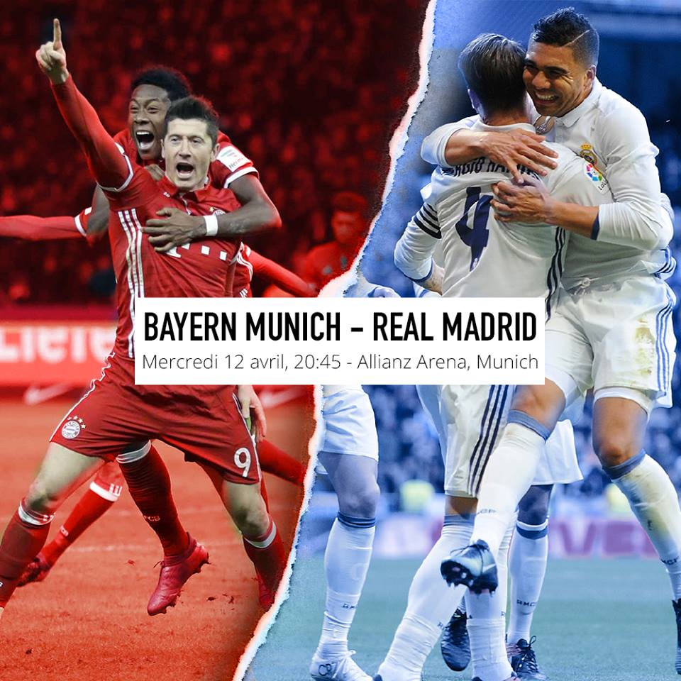 bayern real madrid foot
