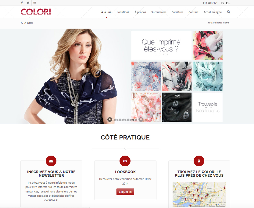 colori e-commerce webdesign