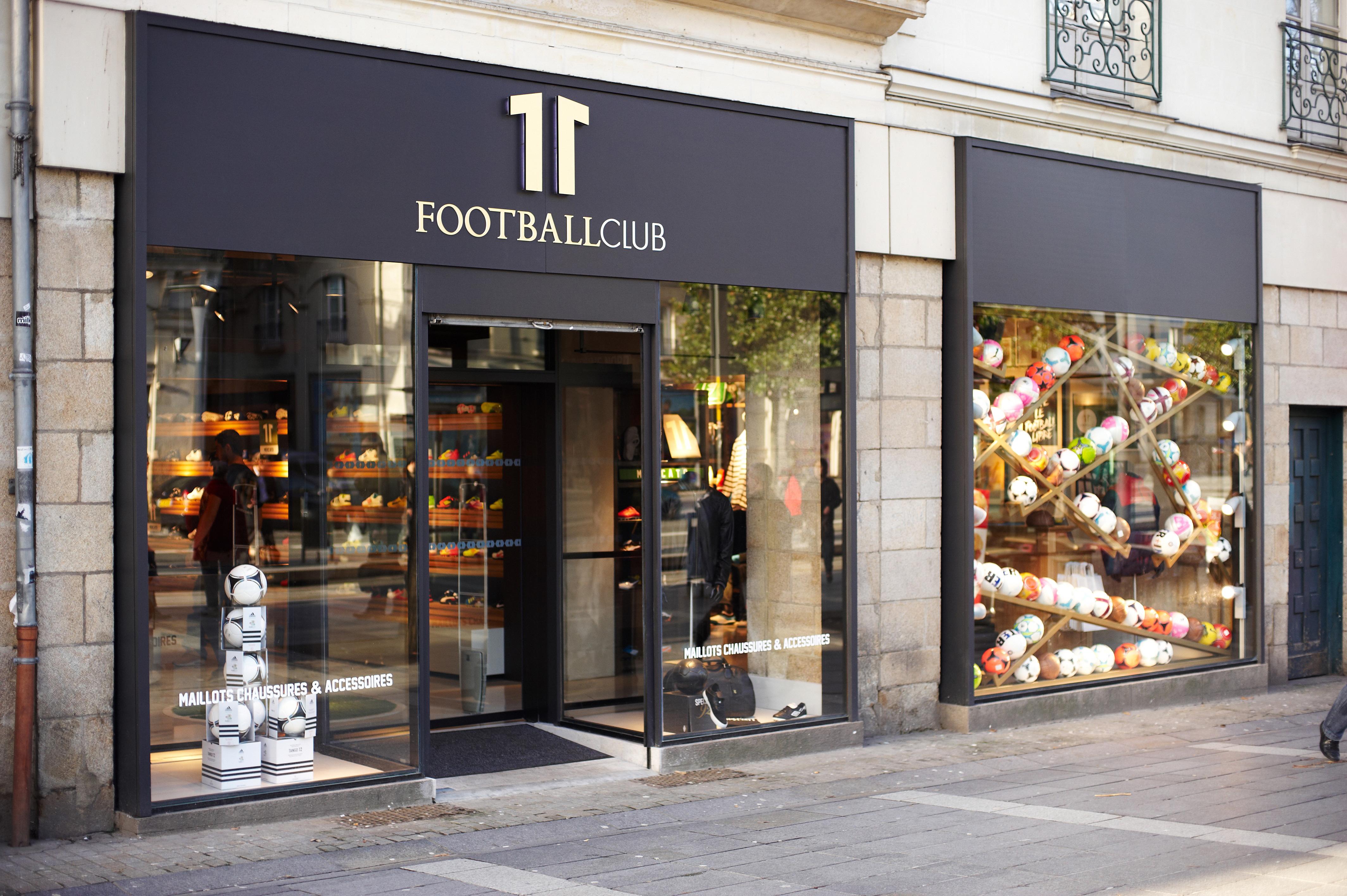 11footballclub vitrine